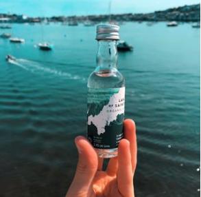 Land of Saints Organic Gin - 50ml