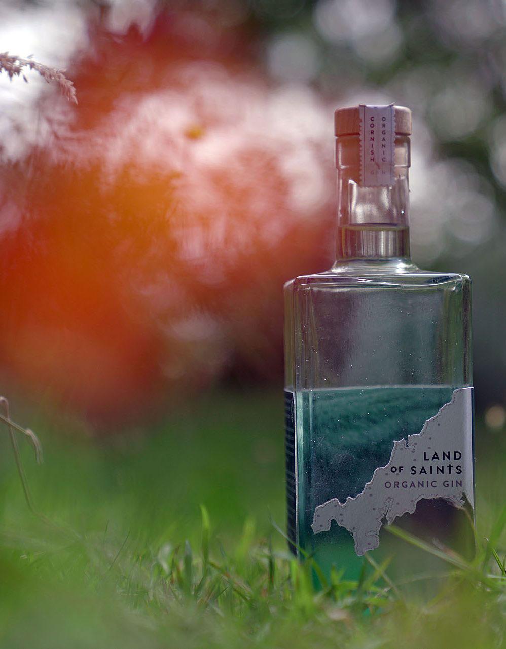 Land of Saints Organic Gin - Environmental Promise