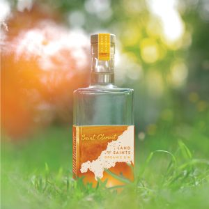 Saint Clement Organic Gin