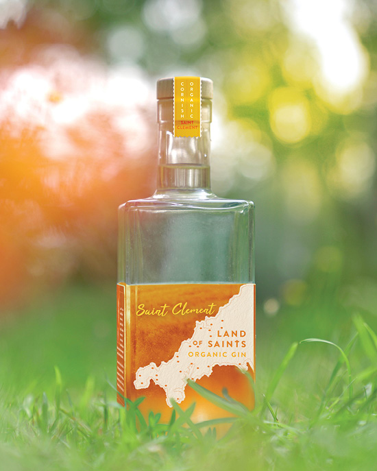St. Clements Gin